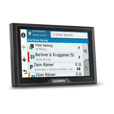 "Sistem de navigatie Garmin Drive 51 LMT-S, diagonala 5.0"", harta Full"