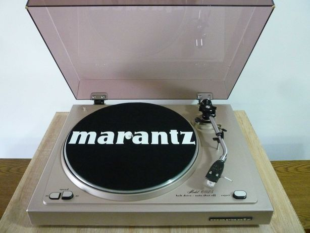 pick-up   marantz  6025