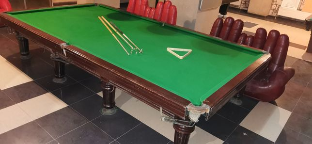 Mese Billiard si Snooker Dynamic Eliminator
