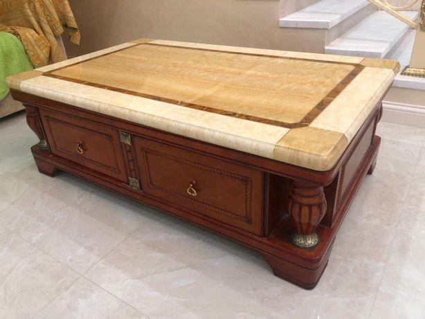 Продам шикарный стол под мрамор