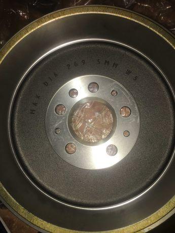 Новые задние барабаны VW T4.