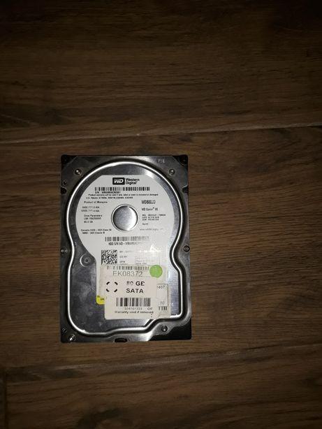 Hard disk 80 Gb