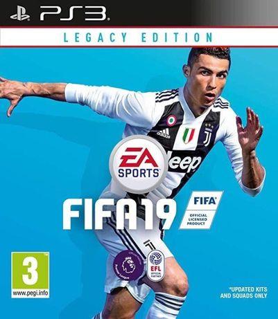 Продам Диск FIFA 19 PS3