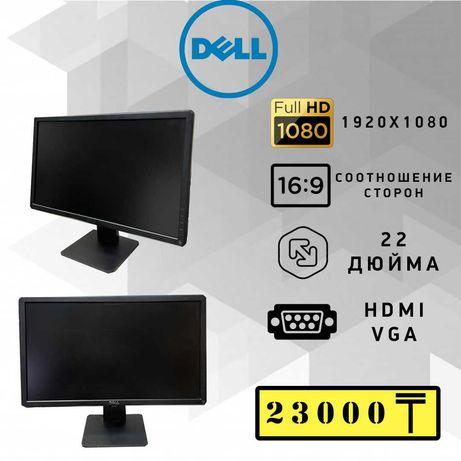 Распродажа мониторов Dell, Samsung 22 дюйма 1920x1080, мониторы Алматы