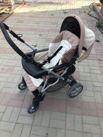 Продам коляску-трансформер от  Peg-Perego от 0-3 лет