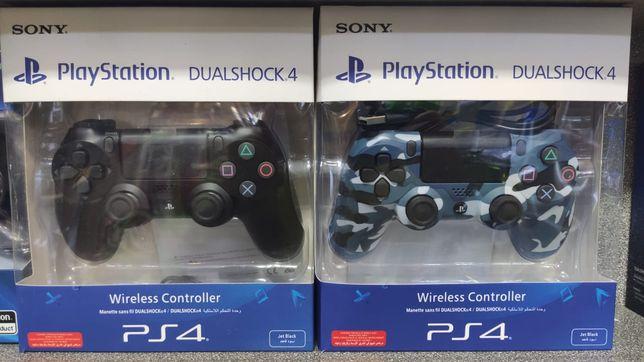 Джойстики Playstation4 разные