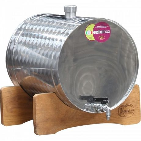 Butoi / cisterna inox 25 L
