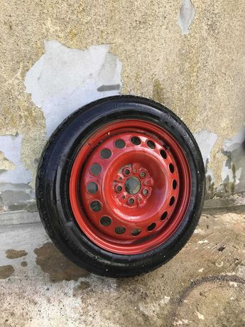 Резервна гума - патерица за Алфа Ромео 156/15 цола/ - Континентал