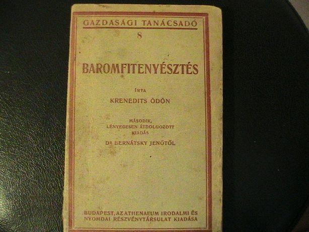 carte veche lb.maghiara -agricultura /plante/animale