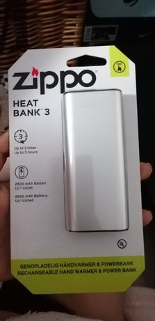 Incalzitor de maini si baterie externa