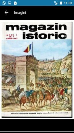 Revista Magazin Istoric
