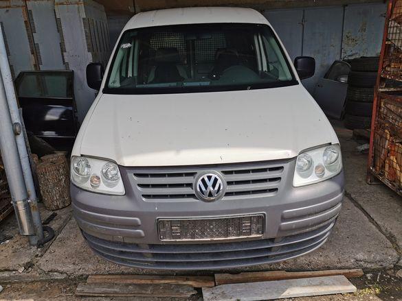 VW Caddy 2.0 SDI На части