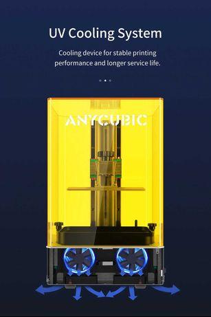 ПРОМО!! 3D принтер SLA Anycubic Photon Mono X (4K)