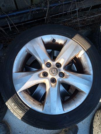 Jante aliaj Opel Astra J benzina R17