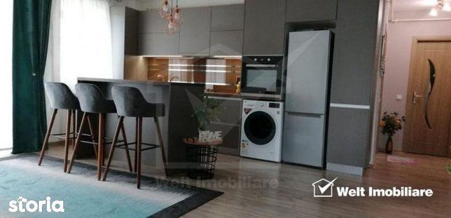 Apartament cu 3 camere, design modern, strada Urusagului, Floresti