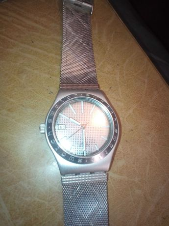 "швейцарски часовник унисекс ""SWATCH IRONY"" - със сертификат"
