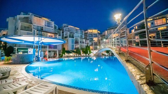 Апартаменти и стаи за почивка в Слънчев бряг до CACAO BEACH ЕЛИТ 2