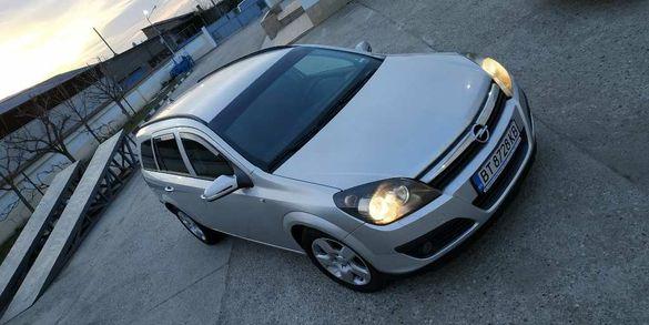 Opel Astra H 1,7CDTI 101 к.с.