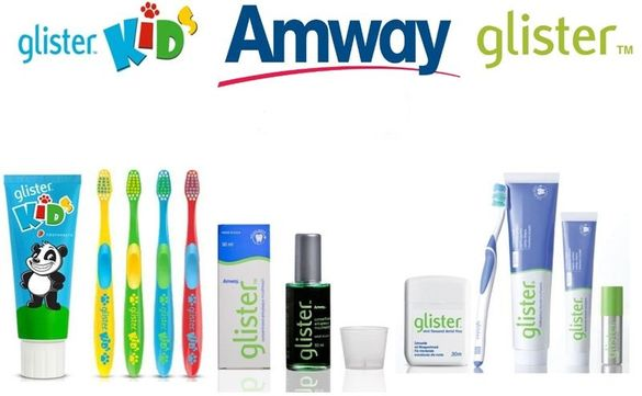 Amway Glister 150 мл. паста за зъби