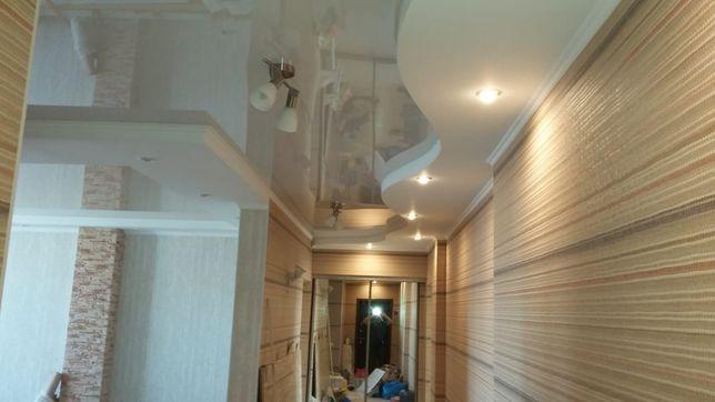 700тг Натяжные потолки от Yka_city, 100%отвечаем за работу