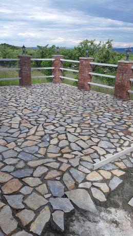 Pavaje piatră naturală,prețurii minime