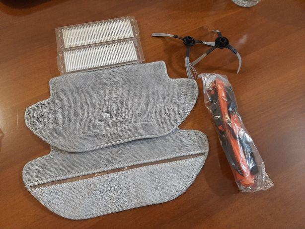 Фильтр и сменные аксессуары для робота-пылесоса