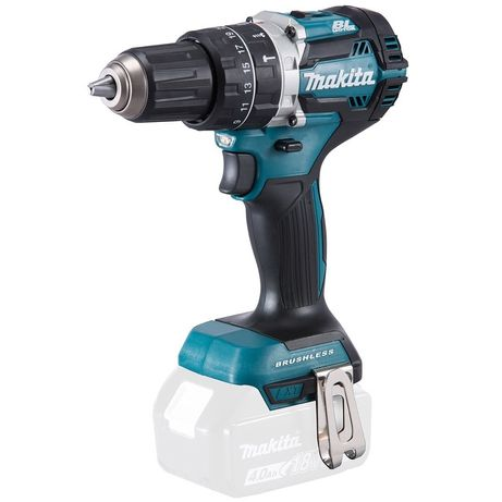 Винтоверт / Бормашина Makita DHP484 18V Brushless / Безчетков