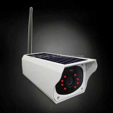 Соларна външна WiFi камера