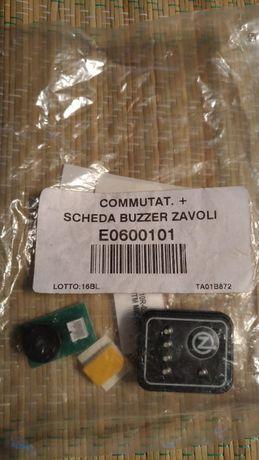 Buton instalatie GPL Zavoli