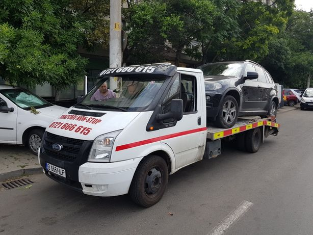 Tractare A1 A2 A3 tractari ieftin NONSTOP, București de la 30 Ron