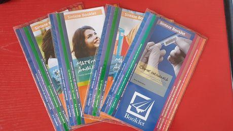 Sinteze Booklet pt BAC si admiterea la facultate chimie + matematica