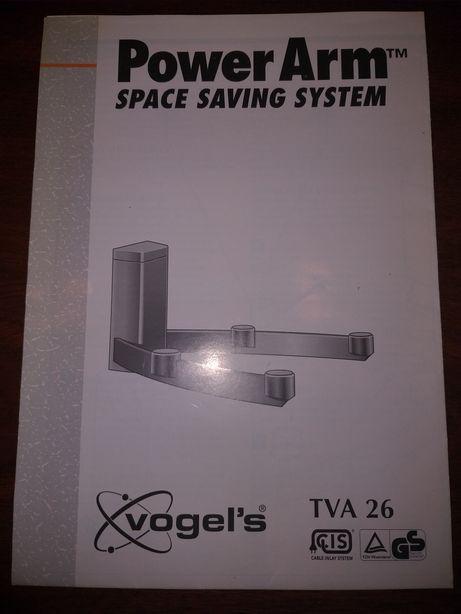 Suport metalic Vogel's pentru perete