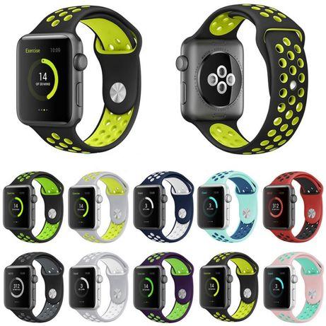 Висококачествена спортна каишка за Apple Watch Series 1 2 3 4 5 iWatch
