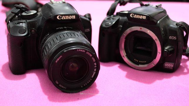 Vand aparat DSLR Canon