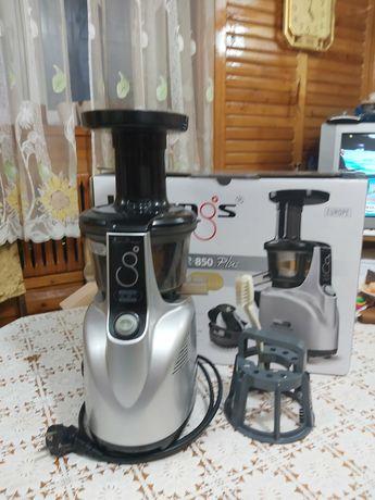 Сокоизтисквачка Kuvings Silent Juicer 850 Plus