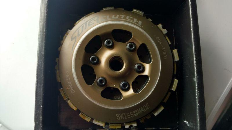 Специален приплъзващ съединител к-т за Кawazaki KFX 250 и Suzuki RMZ гр. Плевен - image 1
