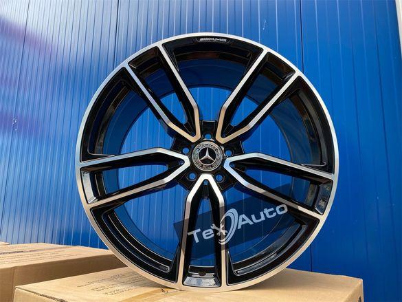 """21"""" Джанти за Mercedes GLE   GLS AMG C167/C292/V167/X167"""