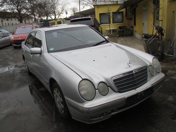 Mercedes Е-class/Мерцедес Е-клас Фейслифт на части!!!