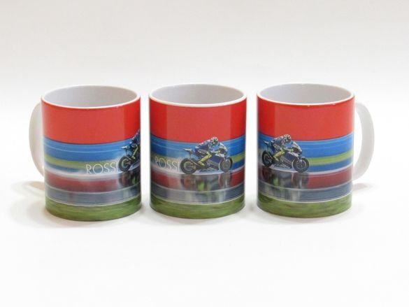 Порцеланови чаши Valentino Rossi