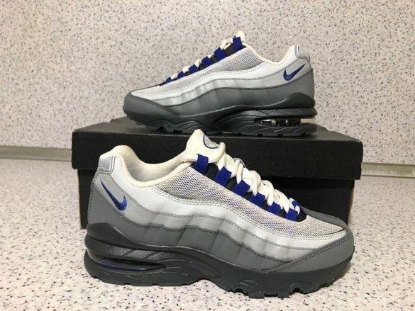 ОРИГИНАЛНИ *** Nike Air Max 95 / GS 'Anthracite' Унисекс