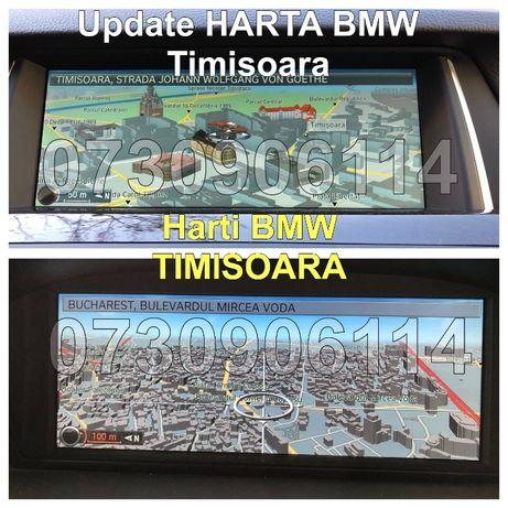 Harta Navigatie BMW CCC/CIC/NBT Seria 1,3,5,6,7-X1,X3,X5,X6-EUROPA2020