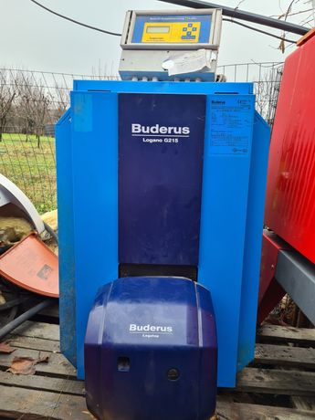 Central Buderus 40kw/G215