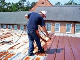 Vopsim acoperișuri,  reparații acoperișuri