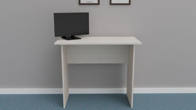 Новые письменные столы и тумбы белые в наличии и на заказ.