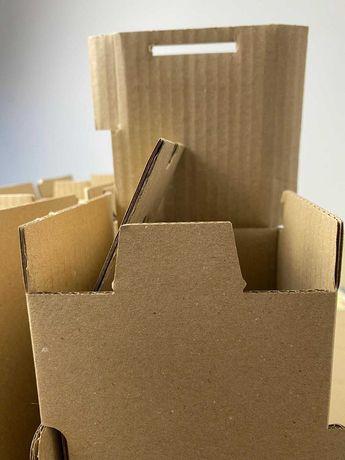 Vand 1000 cutii carton pentru o sticla vin si 500 cutii pt 2 sticla