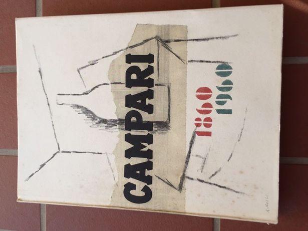Istoria Campari 1860-1960 baruri restaurante decor