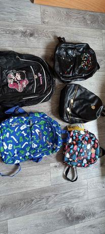 Школьные рюкзаки новые.