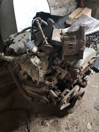Двигатель на Nissan,  sr20 полный свап