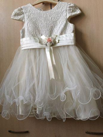 Платье детское на 4годика