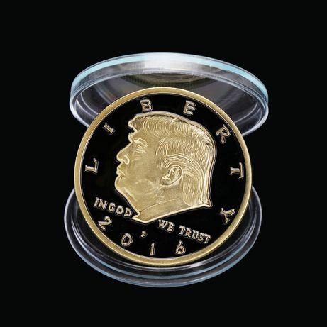 Златна монета Тръмп-промоция от 25 на 17лв